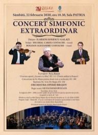 Concert simfonic 22feb2020