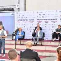 """""""PACTUL PENTRU MUNCĂ"""", proiectul care ar putea schimba radical piaţa muncii din România"""