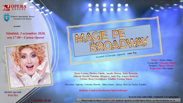 Magie pe Broadway 3oct2020