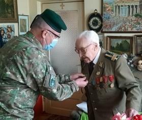Simion Isac Juravschi, veteran de război (1)