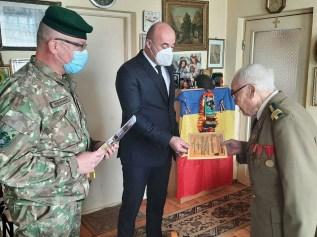 Simion Isac Juravschi, veteran de război (2)
