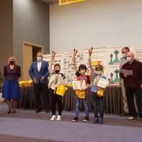 Brașovul are un campion național la șah clasic, la grupa 8 ani!