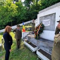 Ziua Eroilor la Cimitirul Eroilor Români – Șprenghi