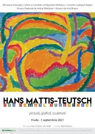 Afis Hans Mattis-Teutsch