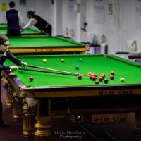 Romanian Snooker Trophy 2021, Brașov – 23-25 iulie