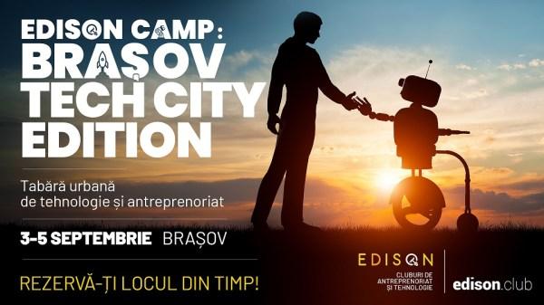 Edison Urban Camp Brasov