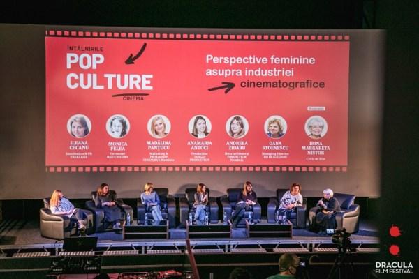 Speakeri_Intalnire Pop Culture Zile si Nopti_Cinema