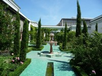 Jardin de la grande mosquée de Paris 1