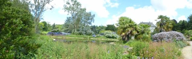 le jardin de la source bleue