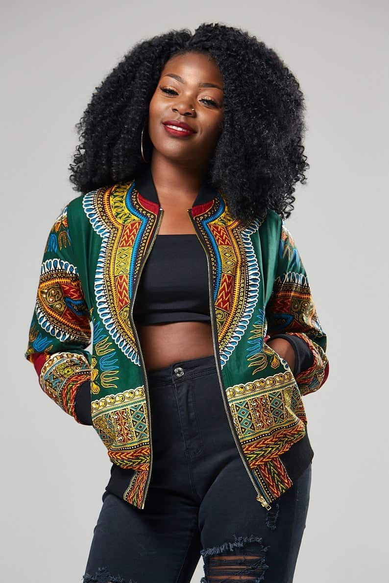 f155c66c9e89 25+ Stylish African Print Ankara Jackets in 2019 & Where to Get Them