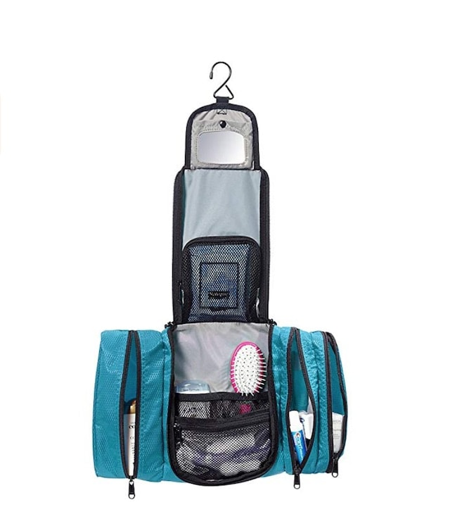 181d46f83 eBags Pack-it-Flat Hanging Toiletry Kit for Travel. A complete review of