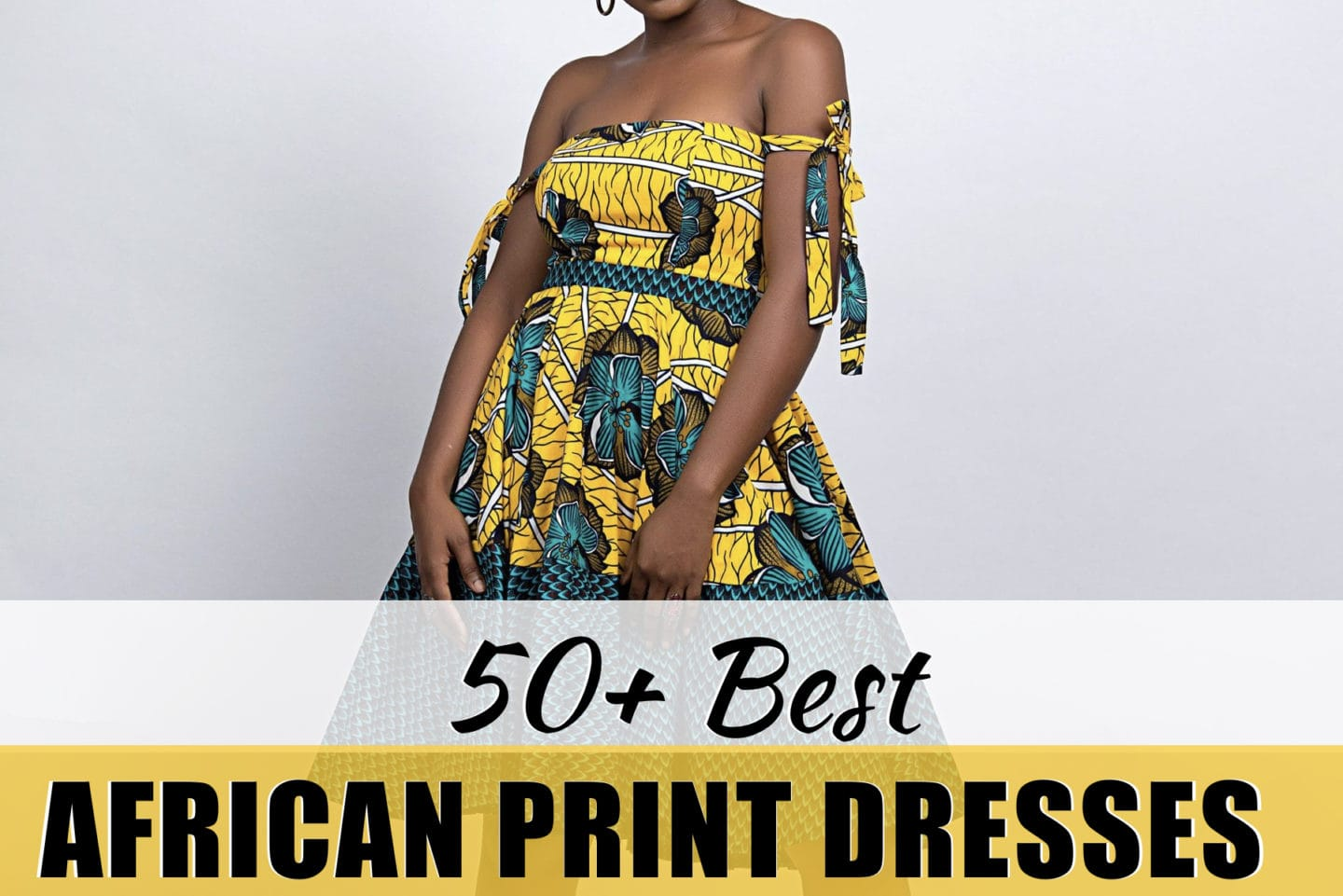 dd40bcad6274 The best selection of over 50 best African print dresses for special  occasions. These dresses