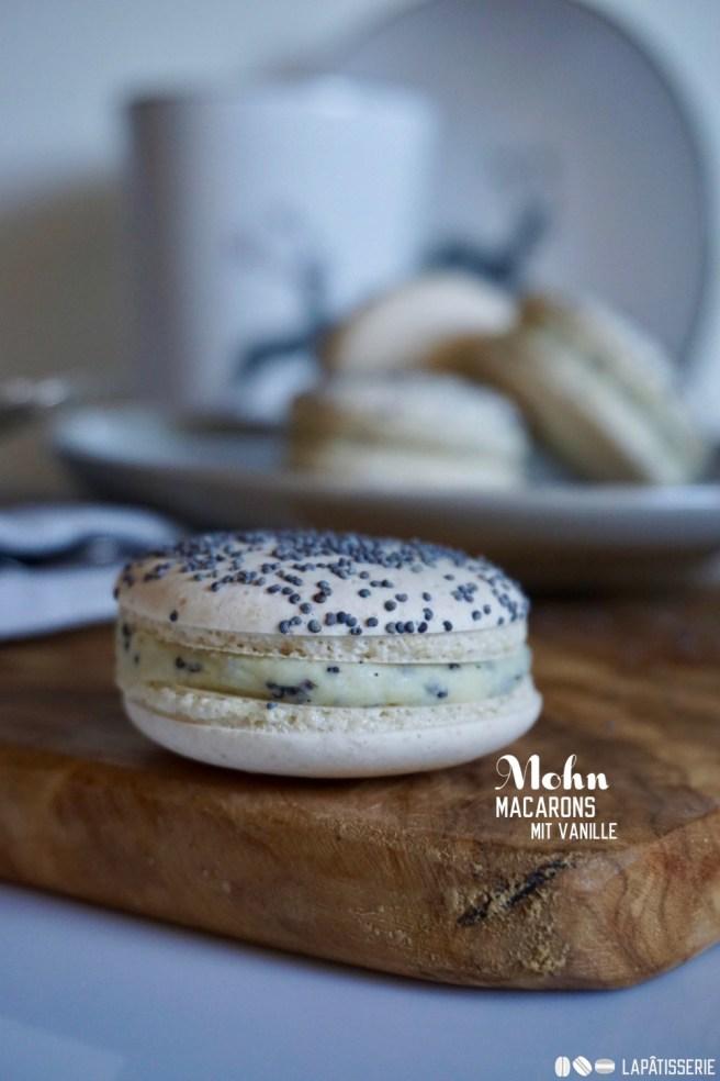 Germknödel-Macarons sind richtig lecker und unglaublich schön.