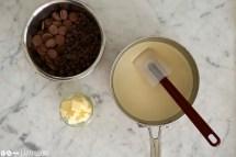Schritt 3: Kaffeeganache herstellen