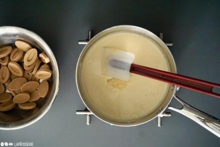 Schritt 1: Kokoscreme kochen