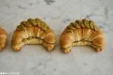 Schritt 5: Croissants zusammensetzen