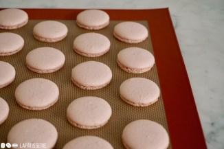 Schritt 7: Macarons backen