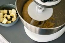 Schritt 5: Butter hinzufügen