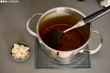 Schritt 5: Schokolade einrühren