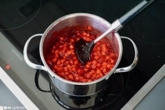 Schritt 5: Kompott einkochen