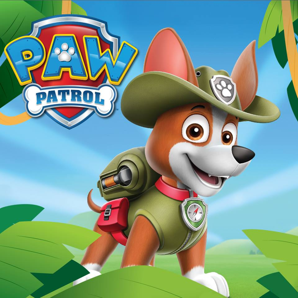 Names Dog Paw New Patrol
