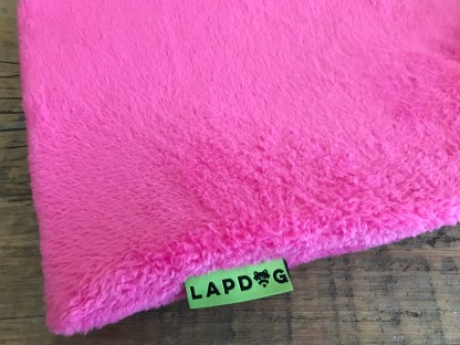 ultra pink lapdog