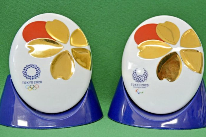 大家還記得今年有東京奧運嗎?
