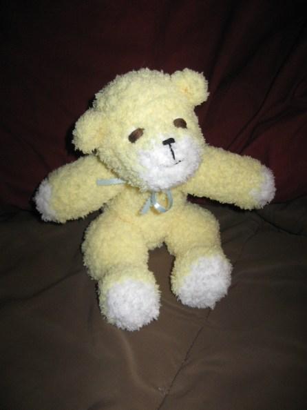 1st practice bear