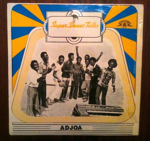 Adjoa - Super Sweet Talks