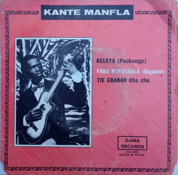 Kante Manfla - Keleya