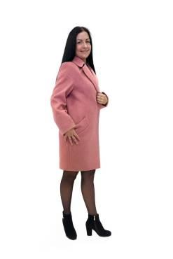 Пальто женское шерстяное Тейлор сбоку