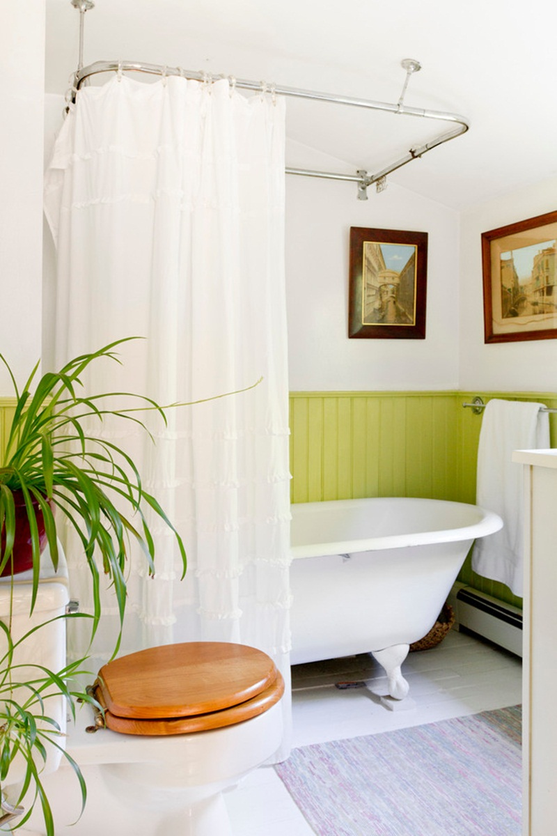 Suggestions For Shopping For Clawfoot Tub Shower Curtain