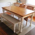 Kitchen Bench Seating Ikea Royals Courage Selecting The Table With Bench