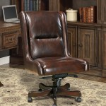 Ask When Shopping For A Brown Leather Desk Chair Workplace