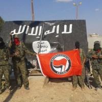 Correspondencia revolucionaria con Rojava: entrevista con un combatiente anarquista griego.