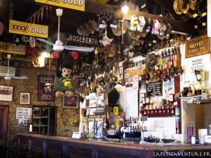 le bar de birdsville