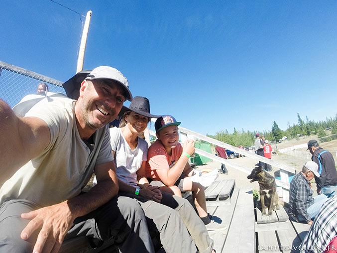 voyage en famile au canada