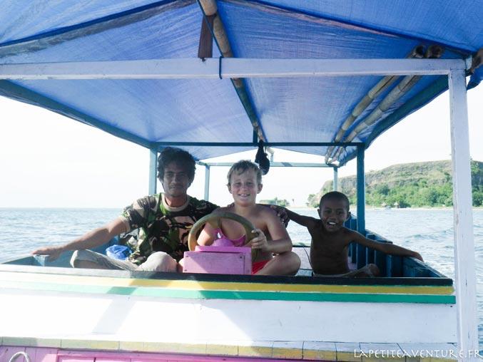les 17 îles en indonésie