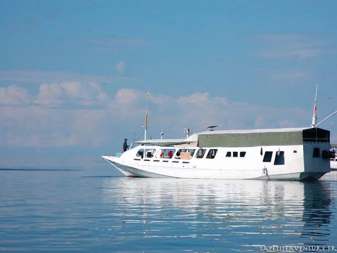 bateau indonésien