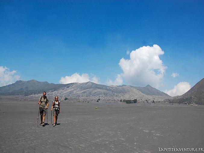 bromo en indonésie