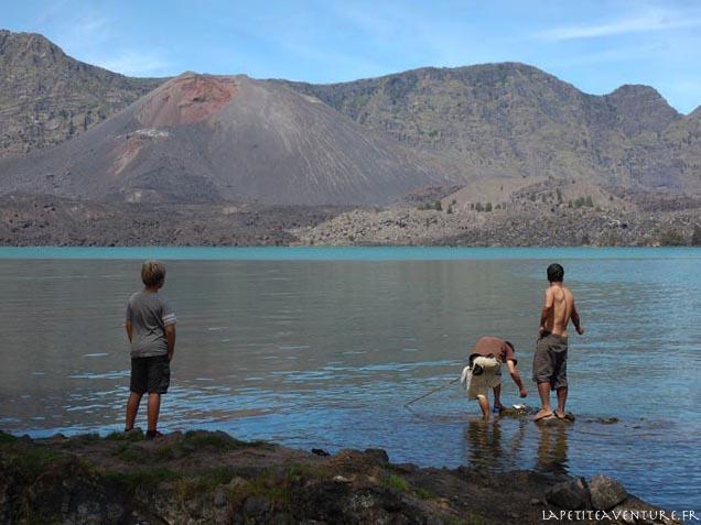 lac du Rinjani