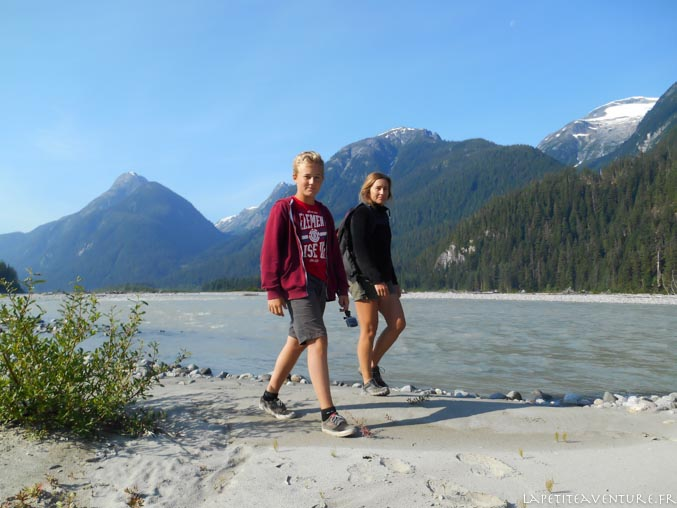 rando en Alaska