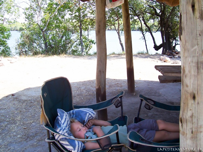 Sieste en zambie