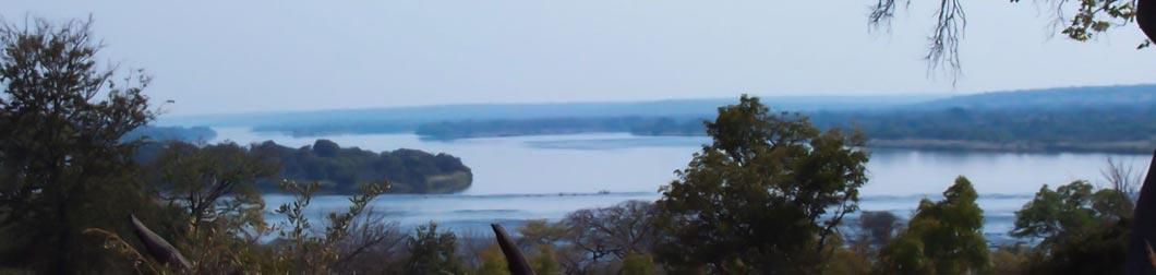 le zambeze en zambie