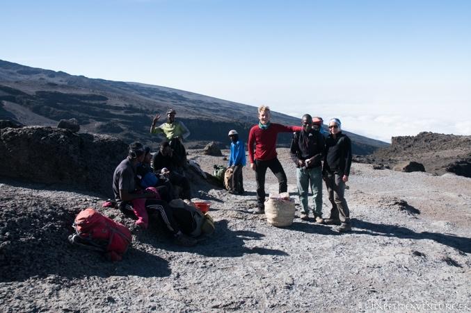 barranco au kilimandjaro
