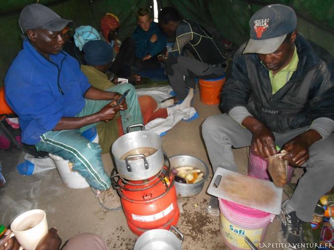 cuisine du kilimandjaro