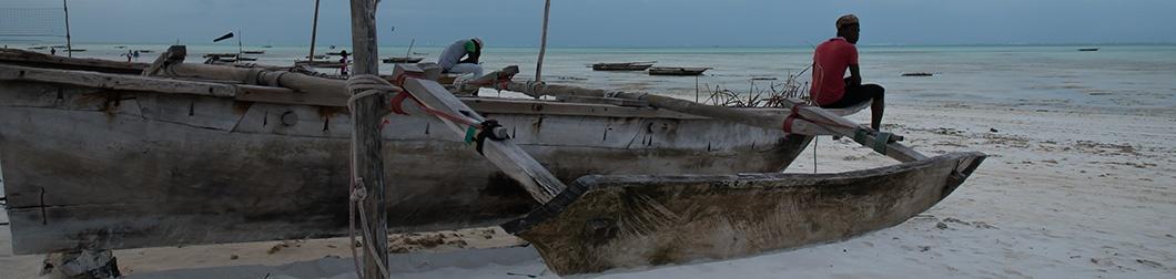 dhow à Zanzibar