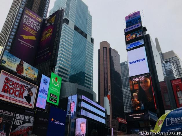 New york immeuble