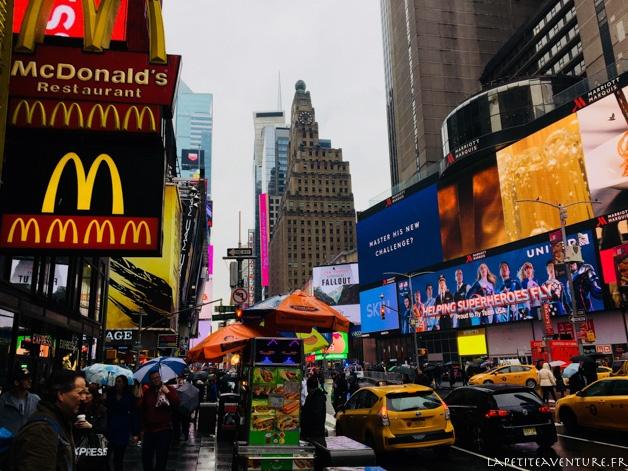rue de New York