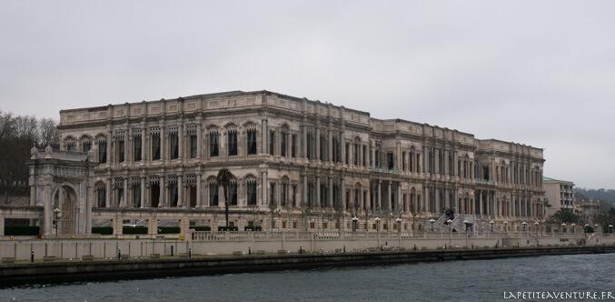 palais à istanbul